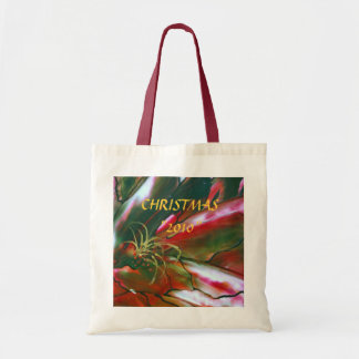 """HOLIDAY HUES""tote/gift bag"