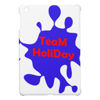 holiday iPad mini cover