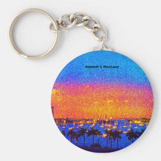 Holiday keychain