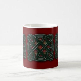 Holiday Knot Basic White Mug