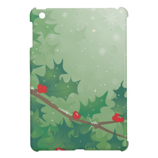 Holiday Leaves iPad Mini Covers