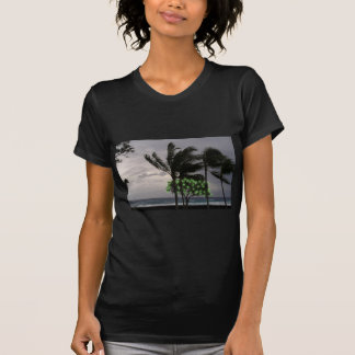 Holiday Lights on Palm Trees T-Shirt