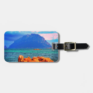 """HOLIDAY"" LUGGAGE SUPPORTER LUGGAGE TAG"