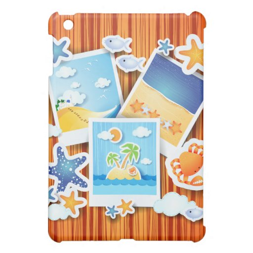 Holiday memories,  iPad mini covers