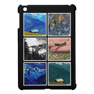 Holiday Memories Six Photo Instagram Collage Case For The iPad Mini
