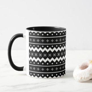 Holiday Mittens Warm Wishes Christmas Coffee Mug