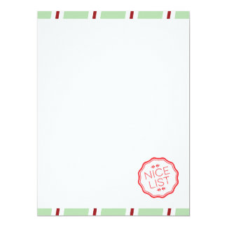 Holiday North Pole Stationery 17 Cm X 22 Cm Invitation Card