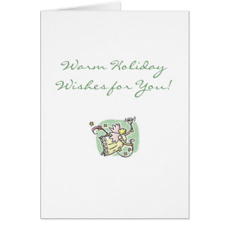 Holiday Note Card