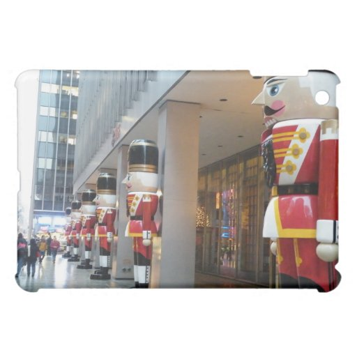 Holiday Nutcrackers NYC Case For The iPad Mini