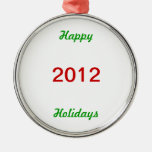 Holiday Ornament*
