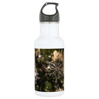 Holiday Ornaments 532 Ml Water Bottle