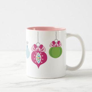 Holiday Ornaments Coffee Mug