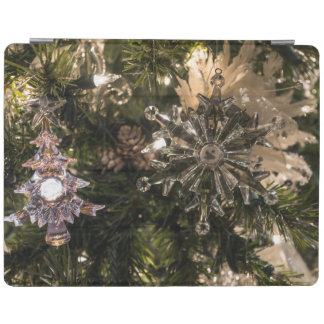 Holiday Ornaments iPad Cover