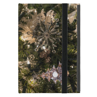 Holiday Ornaments iPad Mini Cases