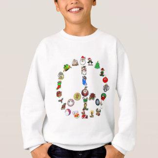 Holiday Peace Sweatshirt