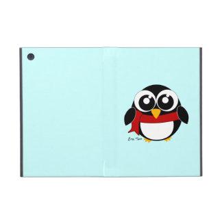 Holiday Penguin Case For iPad Mini