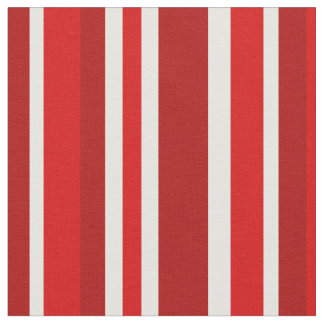 Holiday peppermint stripes fabric