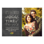 Holiday Photo Cards | The Most Wonderful Time