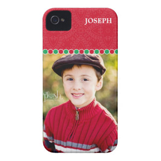 Holiday Photo iPhone 4/4S Case-Mate Barely There iPhone 4 Cover