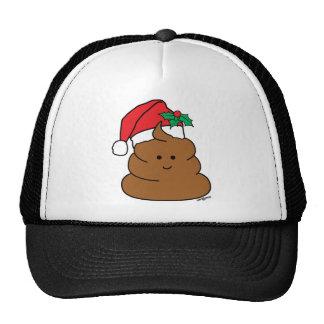 Holiday Poo Cap
