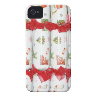 Holiday Poppers iPhone 4 Case