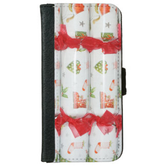 Holiday Poppers iPhone 6 Wallet Case