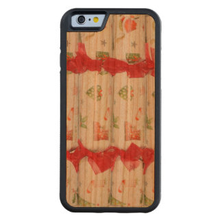 Holiday Poppers Cherry iPhone 6 Bumper Case