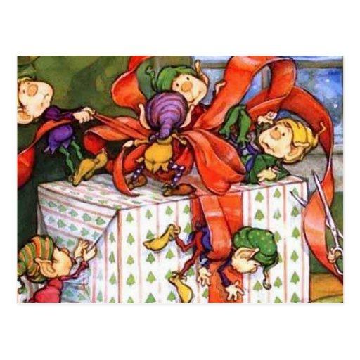 Holiday Post Card Greeting