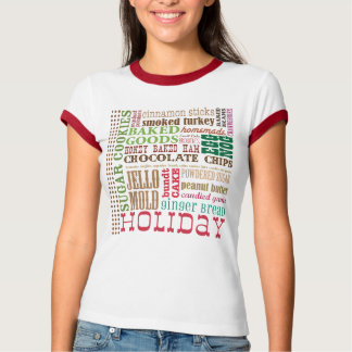 Holiday Recipes Shirt