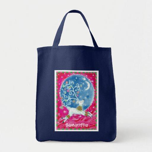 Holiday Reindeer Goody Bag