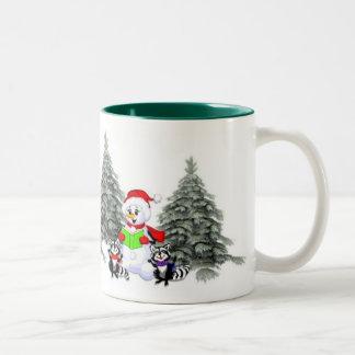 Holiday Scene Coffee Mug
