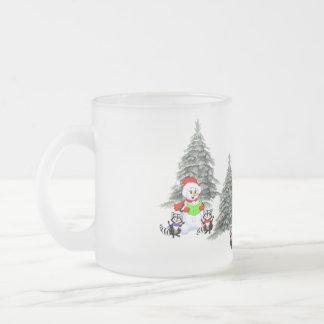 Holiday Scene Mug