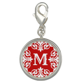 Holiday season monogram