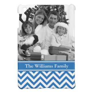 Holiday Spirit (Blue) iPad Mini Cases
