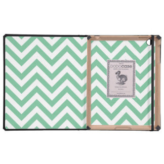 Holiday Spirit (green) Case For iPad