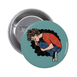 Holiday Spirit Pinback Button