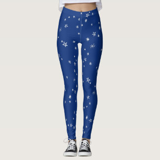 Holiday Stars Leggings
