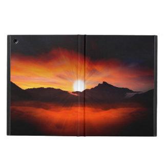 Holiday Sunlight iPad Air Cases