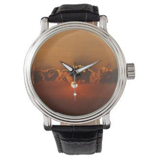 Holiday Sunset Wrist Watch
