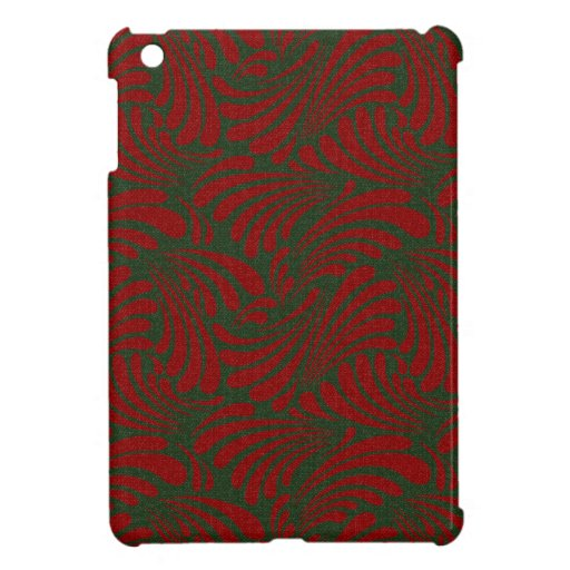 Holiday Swirl iPad Mini Covers