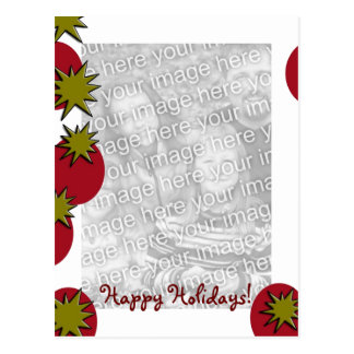 Holiday Template Postcards