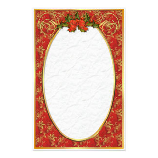 Holiday Traditions Stationery