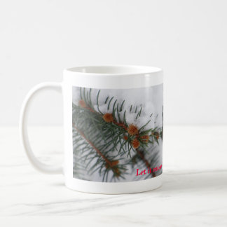 Holiday Winter Mug  3 11oz