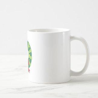 Holiday Wreath Coffee Mugs
