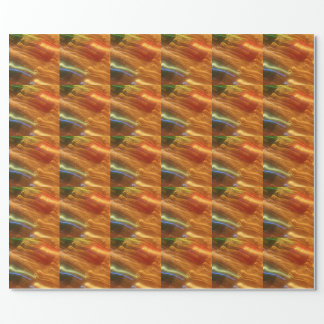 Holidays are a Blur Large Tile Wrapping Paper
