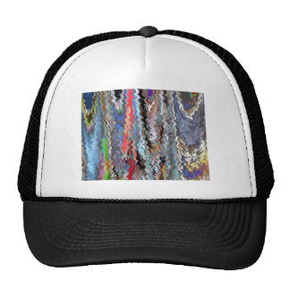 Holidays Artistic Graphic Waves TEMPLATE Resellers Hats