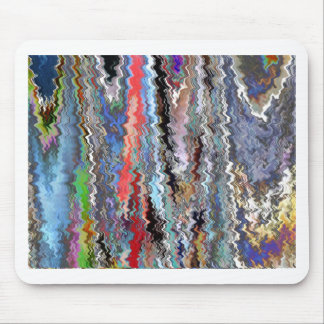 Holidays Artistic Graphic Waves TEMPLATE Resellers Mousepads