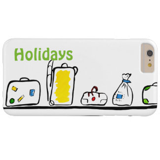 Holidays Barely There iPhone 6 Plus Case