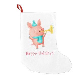 Holidays Cute Pig