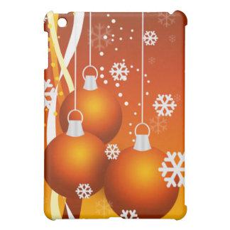 holidays decoration iPad mini case